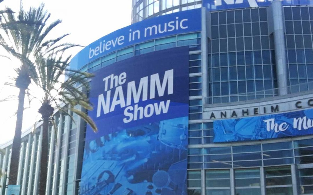 NAMM 2018 | Instruments, Music Tech & Gear