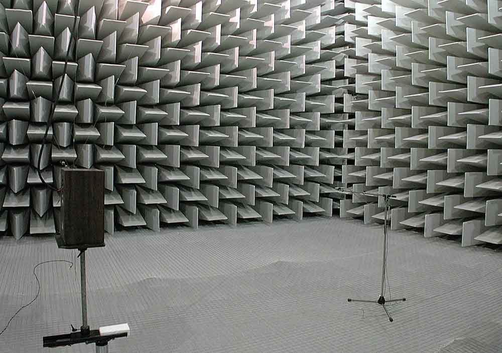 Anechoic measurement