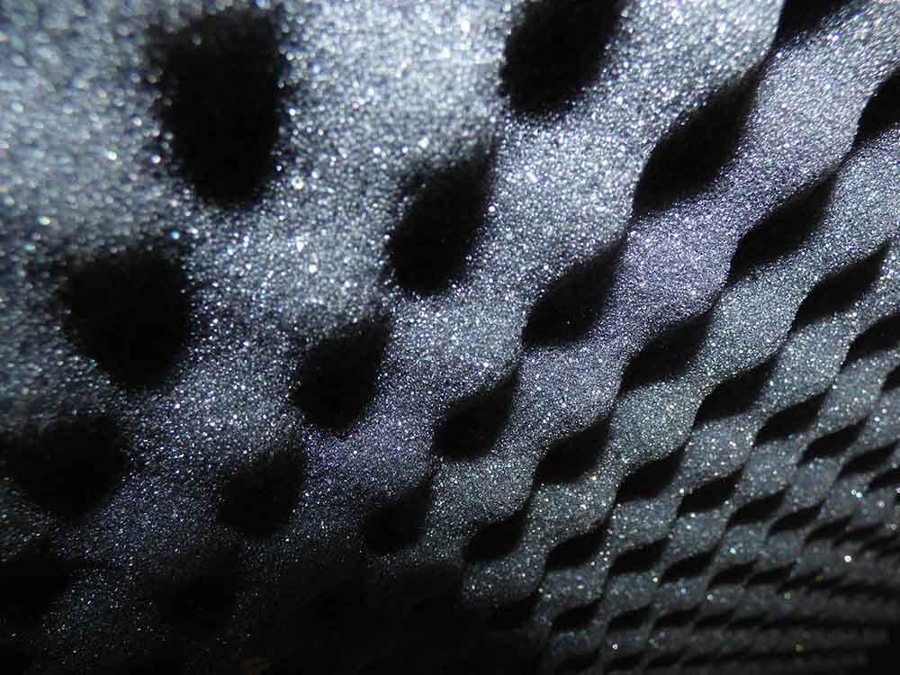 Acoustics Foam