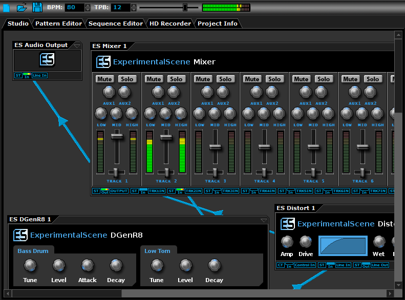 DarkWave Studio for Windows
