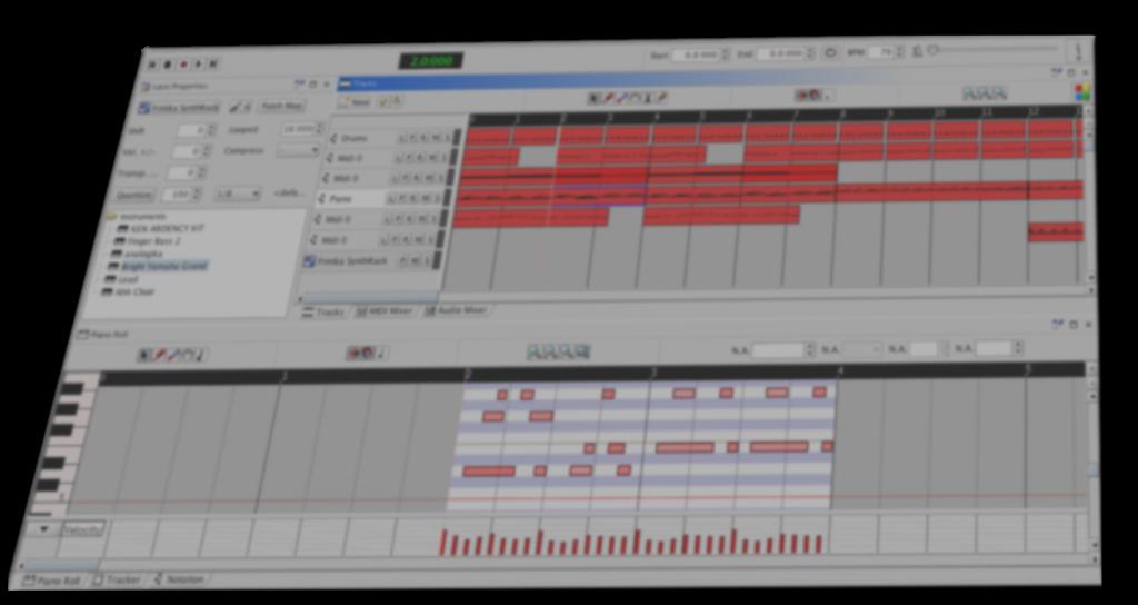 FRINKA Audio Software