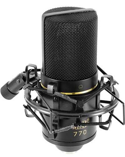 MXL 770 Cardioid Condenser Mic Studio Recording