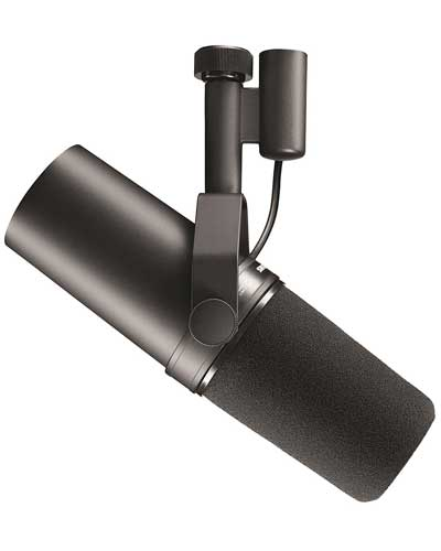 Shure SM7B Vocal Dynamic Recording Microphone