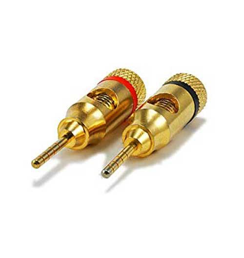 Audio Speaker Pins