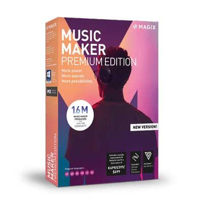 Music Maker Premium Addition