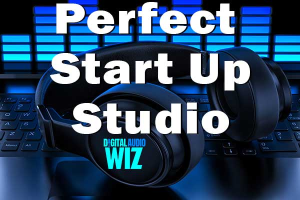 Home Recording Studio Startup Equipment List