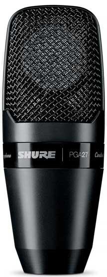 SHURE PGA27-LC