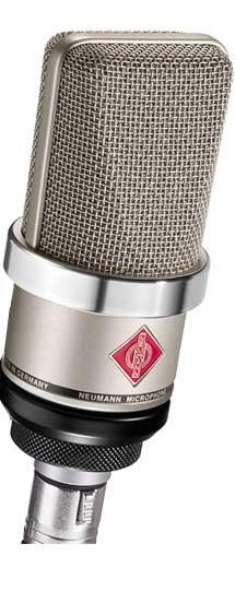 Neumann TLM-102 Microphone