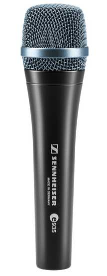 Sennheiser E935 Handheld Mic