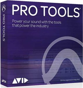 Pro Tool Music Production Software by Avid